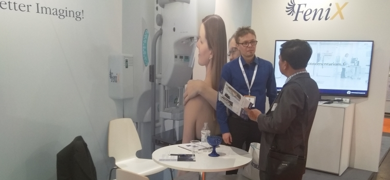 Networking and New Contacts from Medica